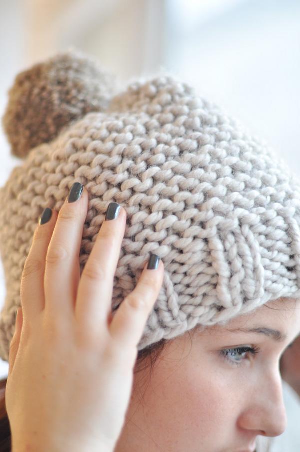 tuto tricot bonnet aiguille 8