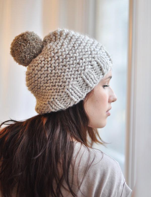 tuto tricot bonnet femme facile