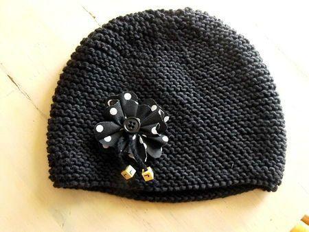 tuto tricot bonnet fille 8 ans