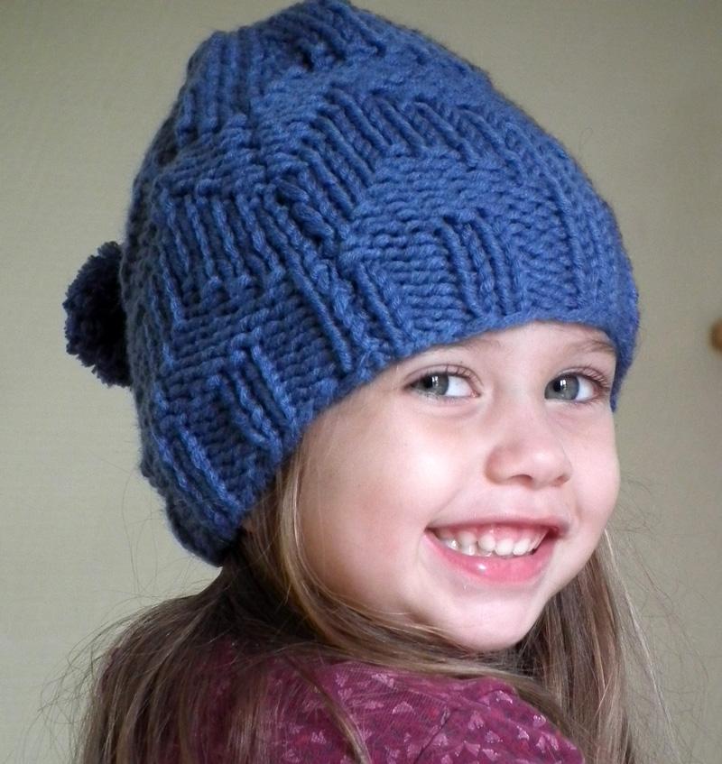 tuto tricot bonnet fille