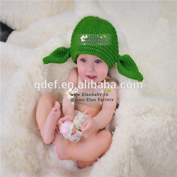 tuto tricot bonnet yoda