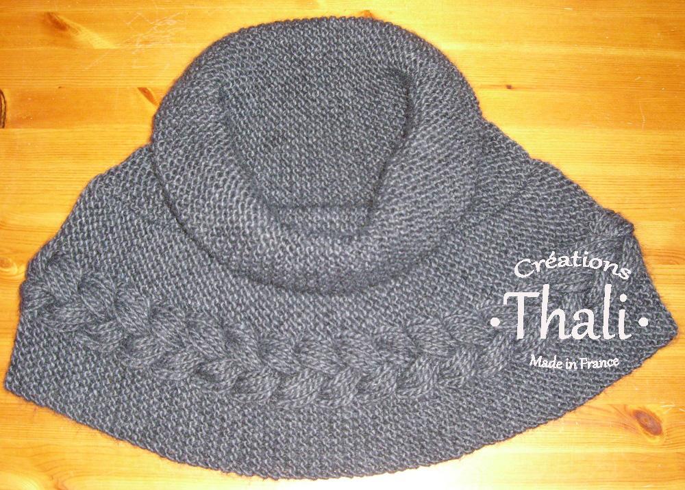 tuto tricot chauffe epaule