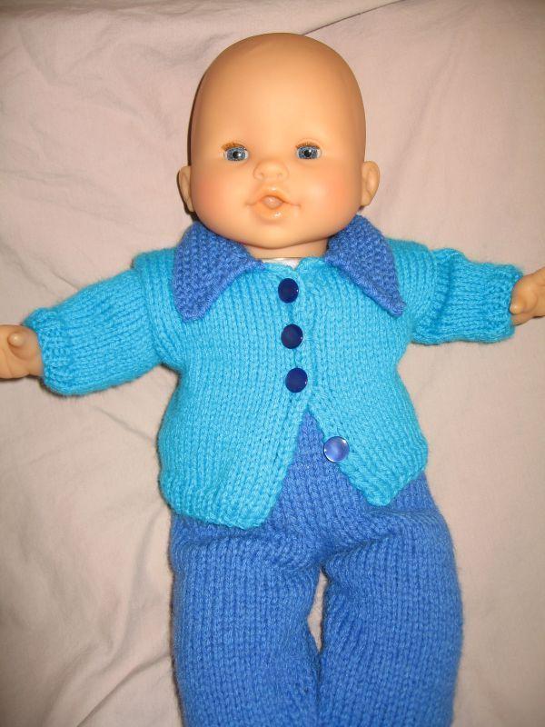 tuto tricot corolle 36 cm