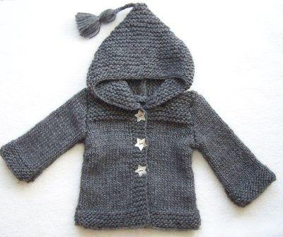 tuto tricot debutant bebe