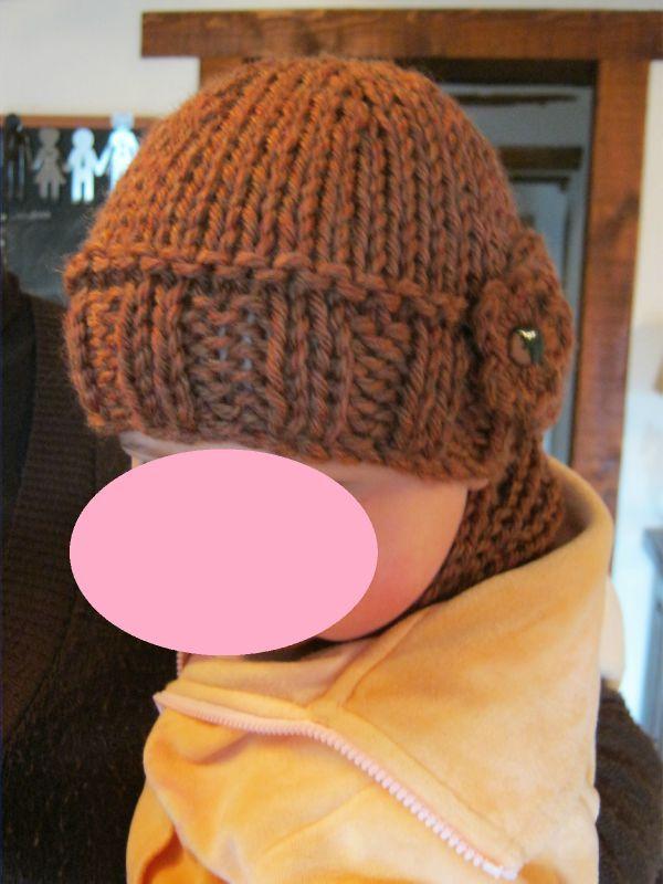tuto tricot diminution bonnet