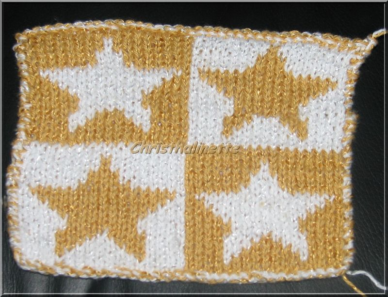 tuto tricot double face