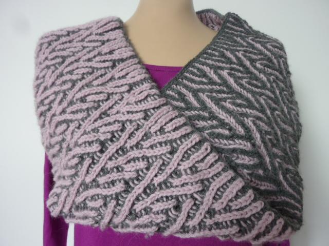 tuto tricot en rond
