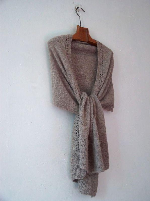 tuto tricot etole