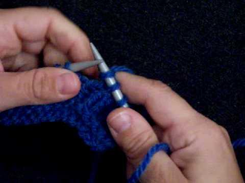 tuto tricot faire un jete