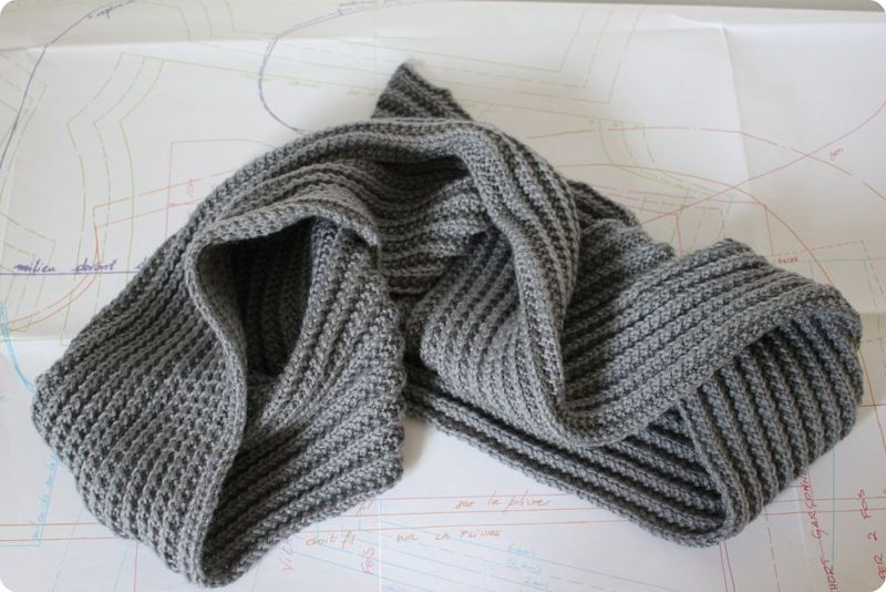 tuto tricot fausse cote anglaise