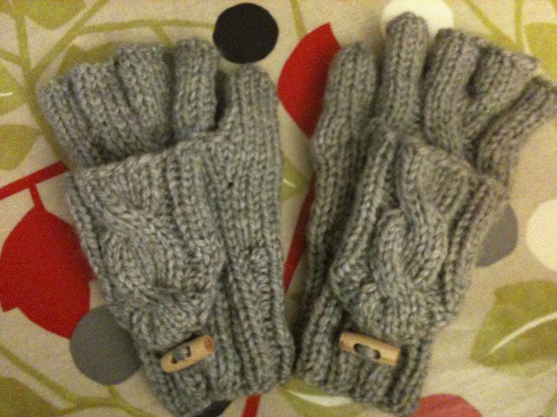 tuto tricot gants 4 ans