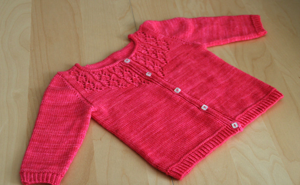 tuto tricot gilet fille 10 ans