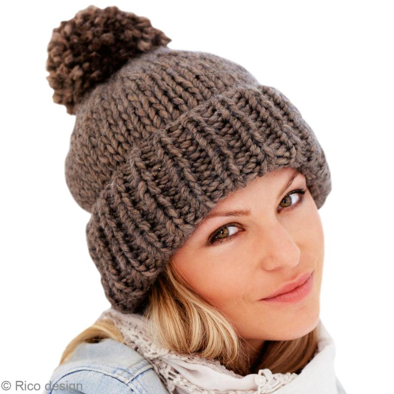 tuto tricot gratuit bonnet femme