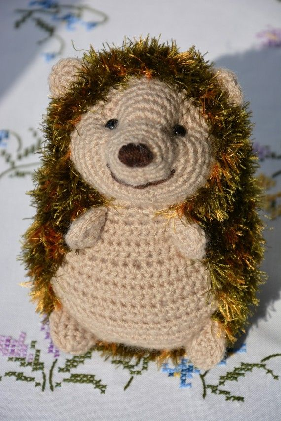 tuto tricot herisson