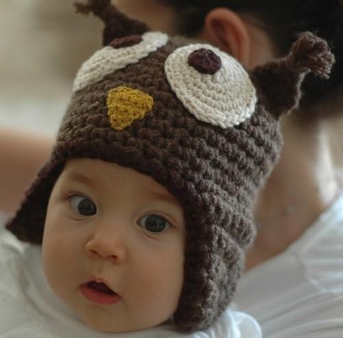 tuto tricot hibou