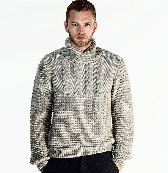 tuto tricot homme gratuit