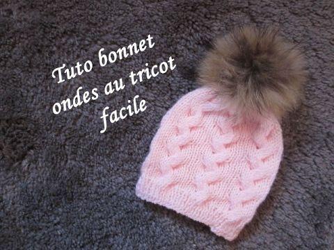 tuto tricot jacquard bebe