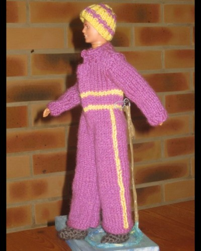 tuto tricot ken