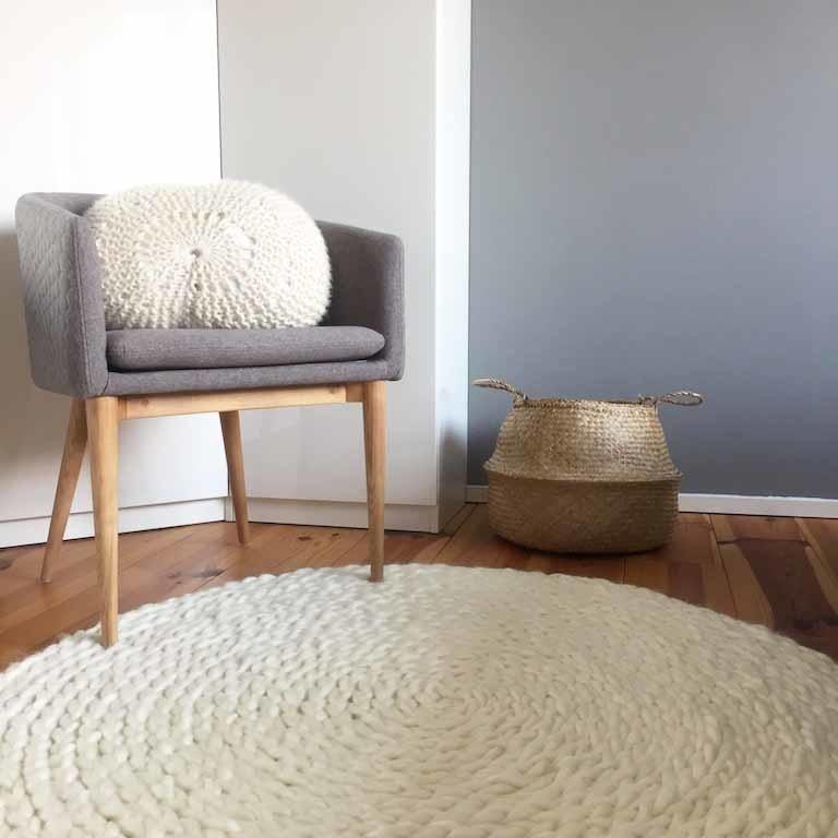tuto tricot laine xxl
