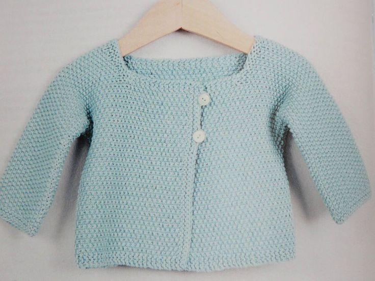 tuto tricot layette fille gratuit