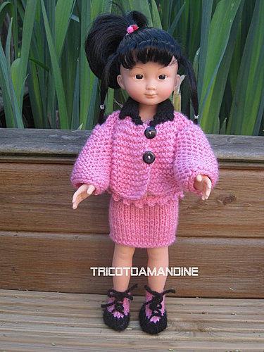 tuto tricot les cheries