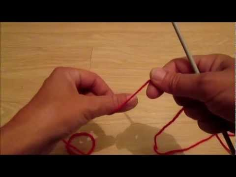 tuto tricot maille