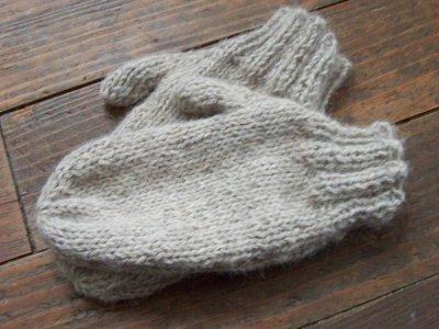 tuto tricot moufles 4 ans