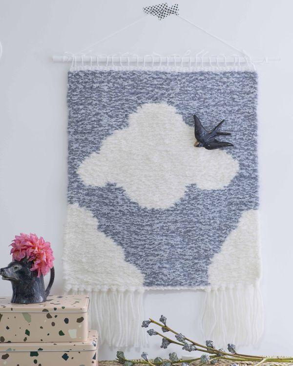 tuto tricot nuage