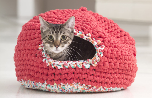 tuto tricot oeil de chat