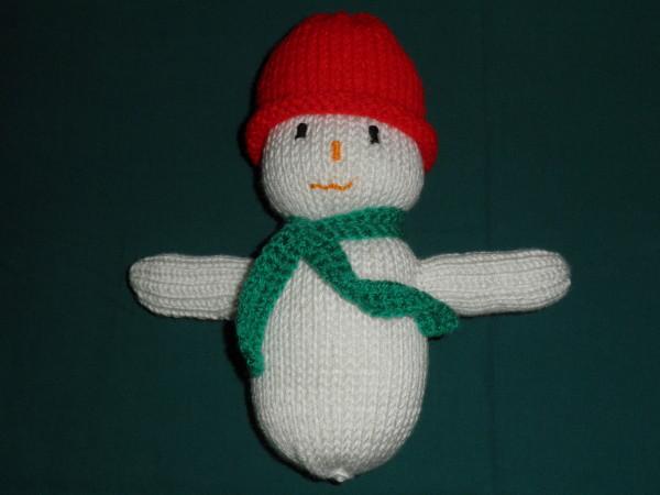 tuto tricot pere noel
