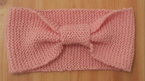 tuto tricot point canevas