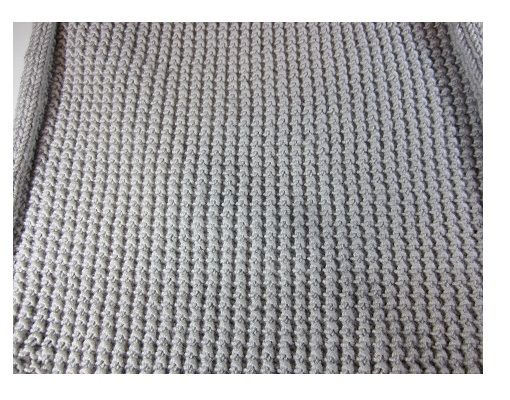 tuto tricot point de sable