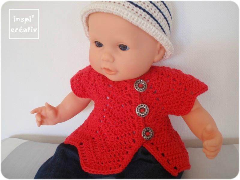 tuto tricot poupon 36 cm