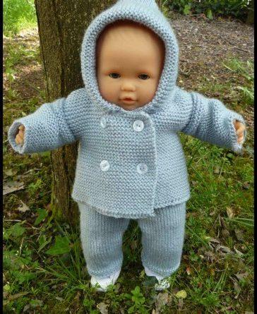 tuto tricot poupon 40 cm gratuit