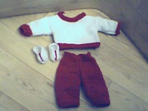 tuto tricot poupon 50 cm