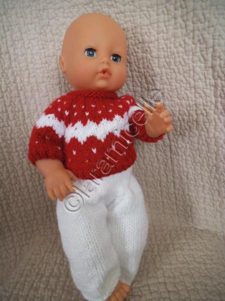 tuto tricot poupon