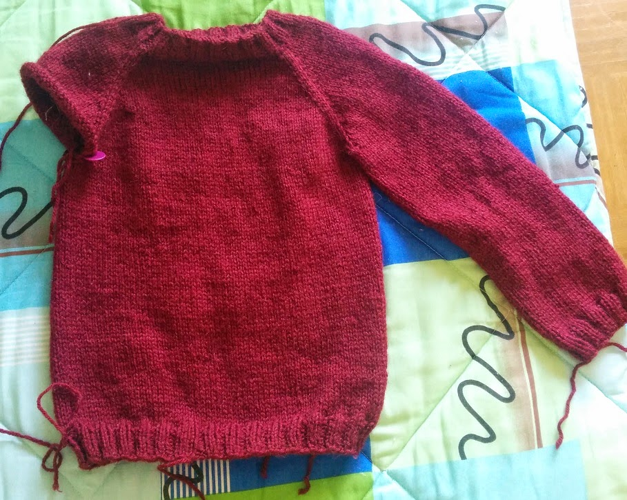 tuto tricot pull aiguille 7