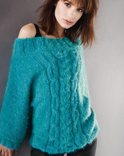 tuto tricot pull kimono
