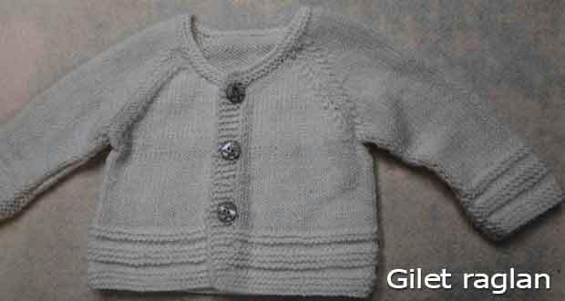 tuto tricot raglan