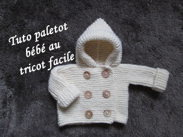 tuto tricot relever des mailles
