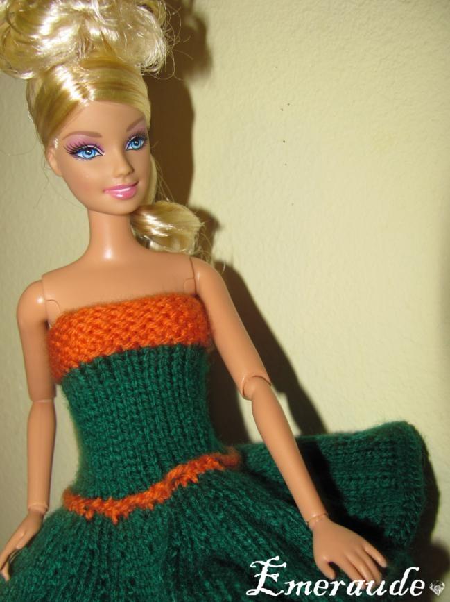 classic fit online retailer sports shoes Couture Tuto Robe Tutoriel Tricot Barbie Et XPZiku