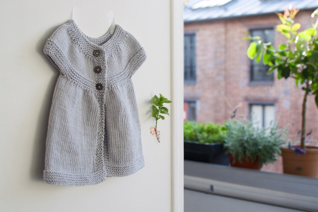 tuto tricot robe fille 2 ans