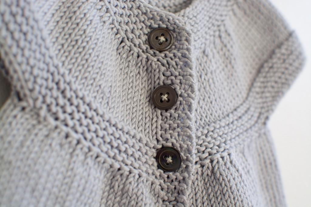 tuto tricot robe fille
