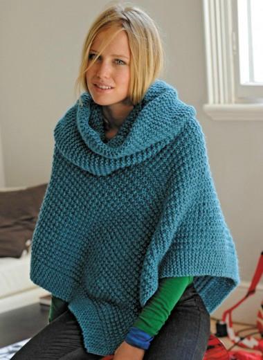 tuto tricot snood femme