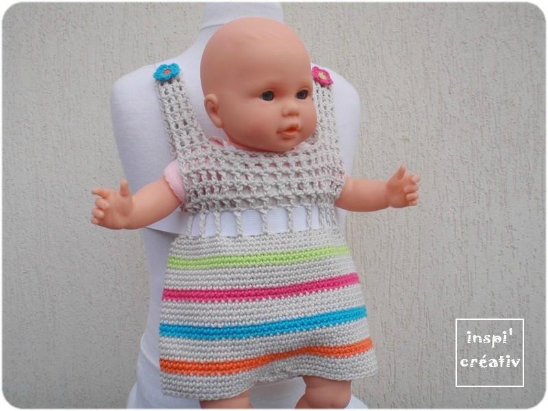 tuto tricot turbulette poupon