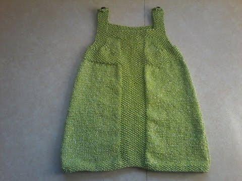 tuto tricot vetement bebe