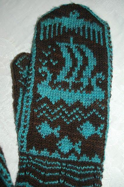 tuto tricot viking