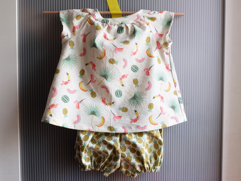 tuto couture bebe