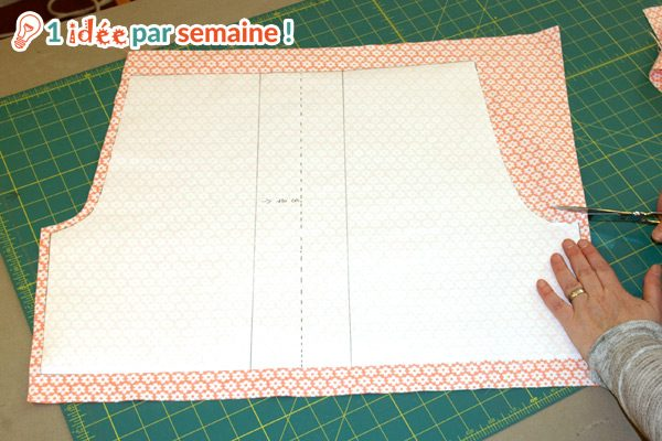 tuto couture bloomer 2 ans