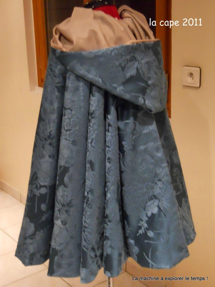 tuto couture cape